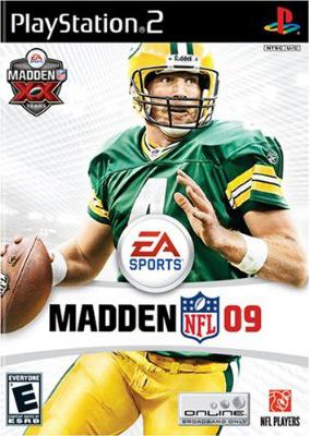 PS2 - Madden NFL 09
