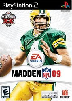 PS2 - Madden NFL 09