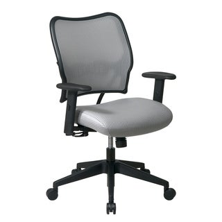 Office Star VeraFlex Nylon Deluxe Chair with Adjustable Arms