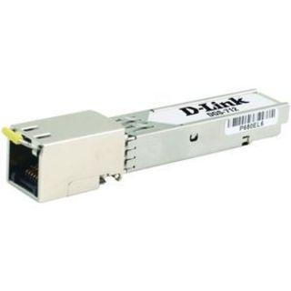 D-Link 1000BASE-T Copper SFP Transceiver