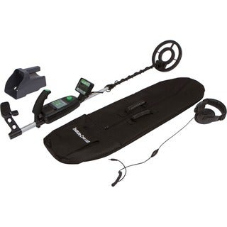 Metal Detector Set - Fortune Finder TC-9700 Pro Metal Finder with Waterproof Coil
