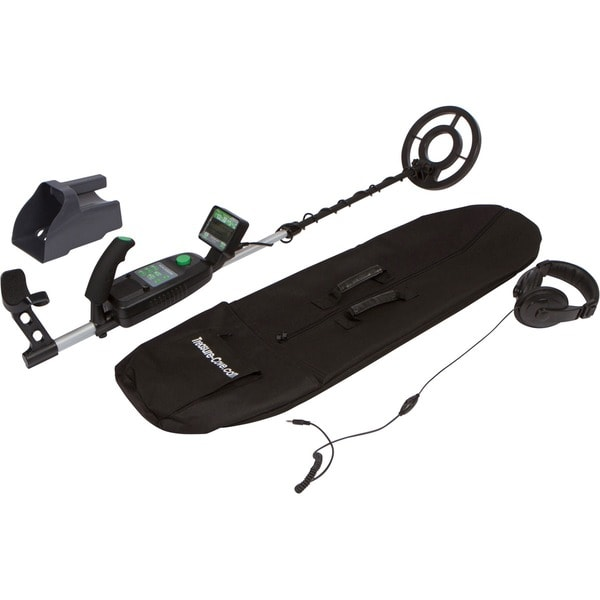 Treasure Cove TC-9700 Fortune Finder Pro Metal Detector Set