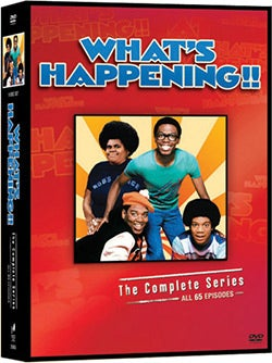 What's Happening: The Complete Series (DVD)