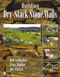 Building Dry-Stack Stone Walls (Paperback)