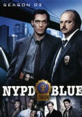 NYPD Blue Season 2 (DVD)