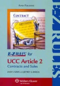 E-Z Rules for UCC Article 2 Contracts and Sales: With Selected Provisions from Articles 5 and 7 (Paperback)