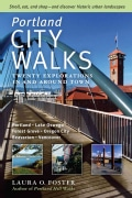 Portland City Walks: Twenty Explorations in and Around Town (Paperback)