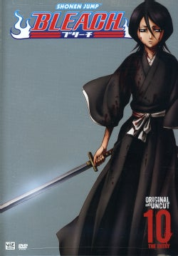 Bleach Vol 10: The Substitute (DVD)