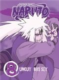 Naruto Uncut Box Set Vol 8 (DVD)