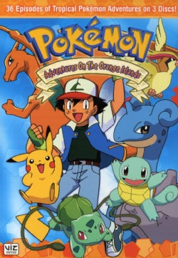 Pokemon: Adventures on The Orange Islands: Season 1 Box Set (DVD)