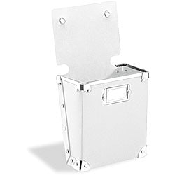 White Polypro Small Wall Pocket (Set of 3)