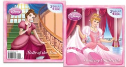 Dancing Cinderella / Belle of the Ball (Paperback)