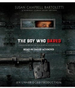 The Boy Who Dared (CD-Audio)