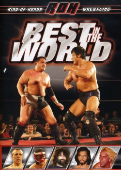 Ring of Honor: Best in The World (DVD)