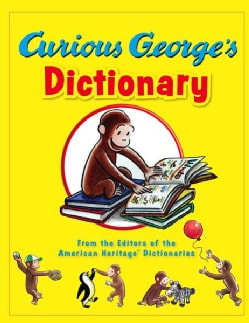 Curious George's Dictionary (Hardcover)