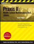 CliffsNotes Praxis II: Middle School Mathematics Test (0069) Test Prep (Paperback)