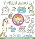 Fifteen Animals! (Board book)