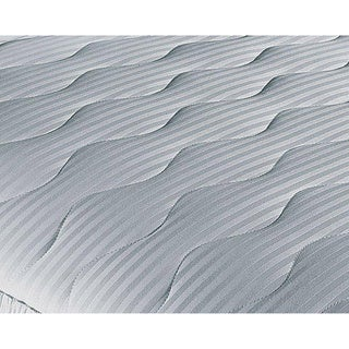 Beautyrest Cotton Sateen Stripe Mattress Pad