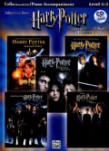 Harry Potter Instrumental Solos: (Movies 1-5) Piano
