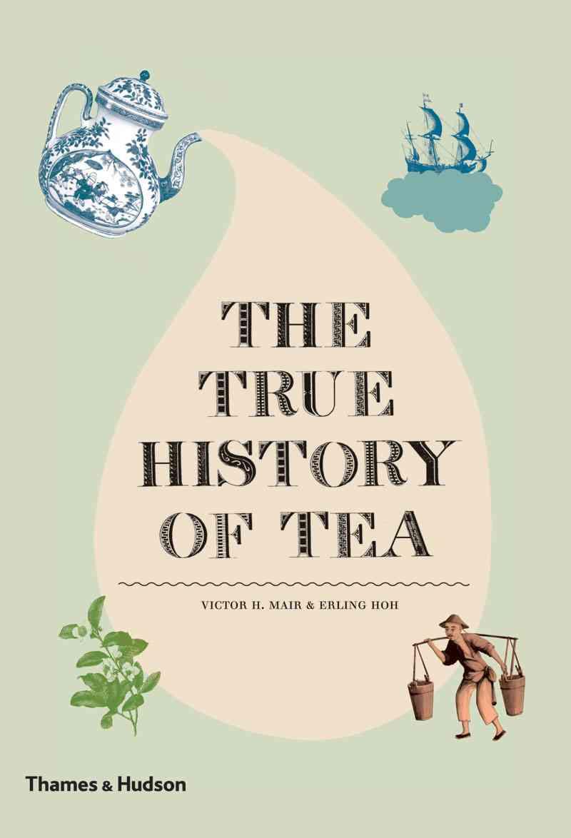 True History of Tea (Hardcover)