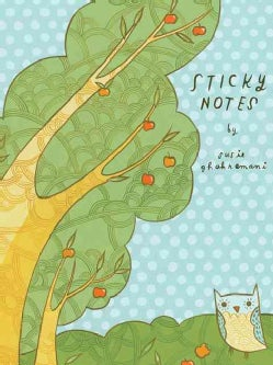 Orchard Owls Sticky Notes (Notebook / blank book)