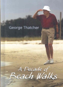 A Decade of Beach Walks (Hardcover)