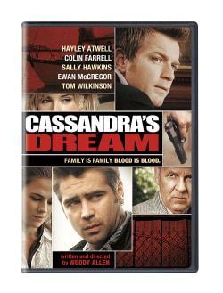 Cassandra's Dream (DVD)