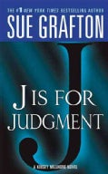 J is for Judgment (Paperback)
