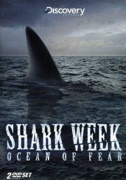 Shark Week: Ocean Of Fear (DVD)
