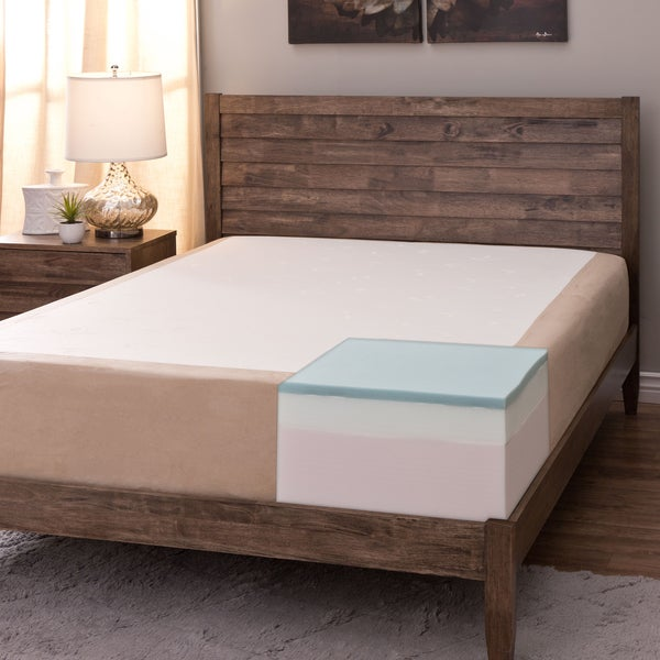 Comfort dreams select a firmness 11 inch full size memory foam mattress overstock shopping Full size memory foam mattress