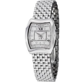 Bedat & Co. Women's 314.011.109 Diamond Dial Automatic Watch