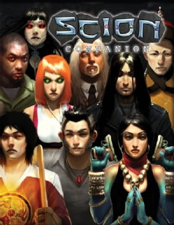 Scion Companion (Hardcover)