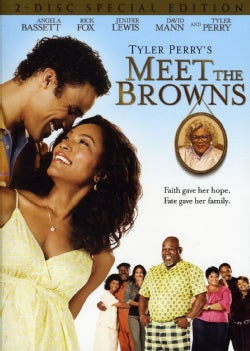 Tyler Perry's Meet The Browns Special Edition (DVD)