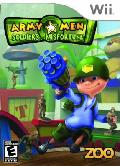 Wii - Army Men: Soldiers of Misfortune