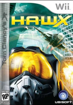 Wii - Tom Clancy`s HAWX