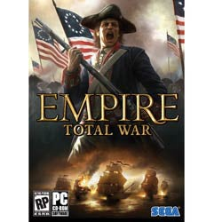 PC - Empire: Total War - By Sega