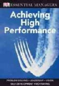 Achieving High Performance (Paperback)
