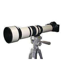 Rokinon 650-1300 mm Manual Zoom Lens for Nikon Mount