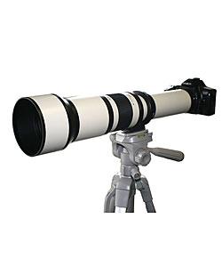 Rokinon 650-1300 mm Manual Zoom Lens for Nikon Mount