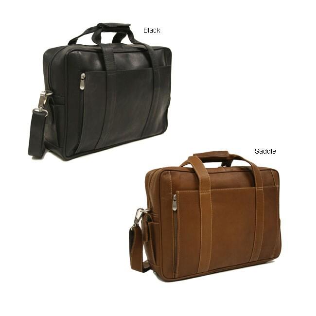 Piel Professional Leather Briefcase