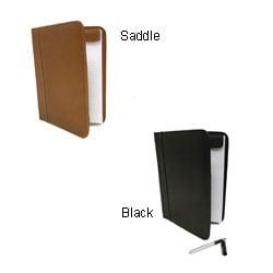 Piel Leather Letter-size Padfolio