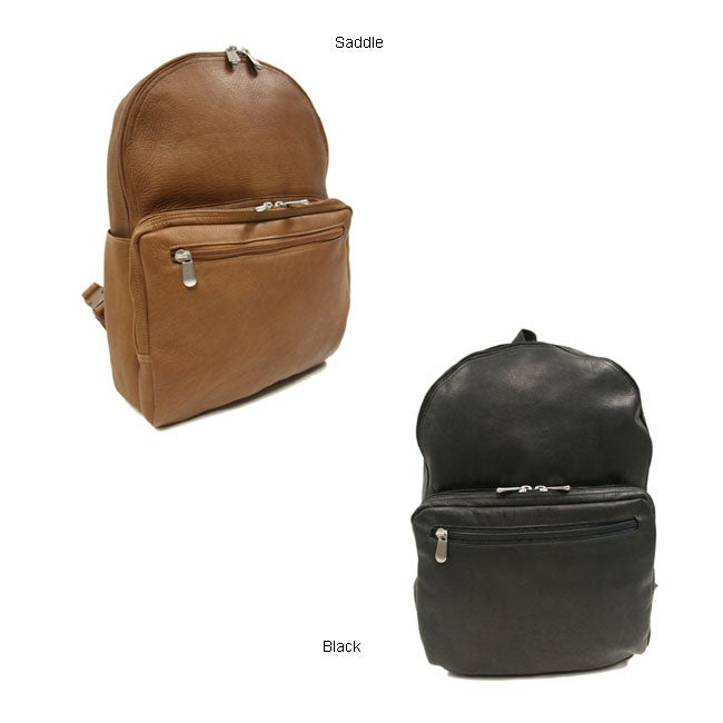 Piel Leather Traditional Backpack