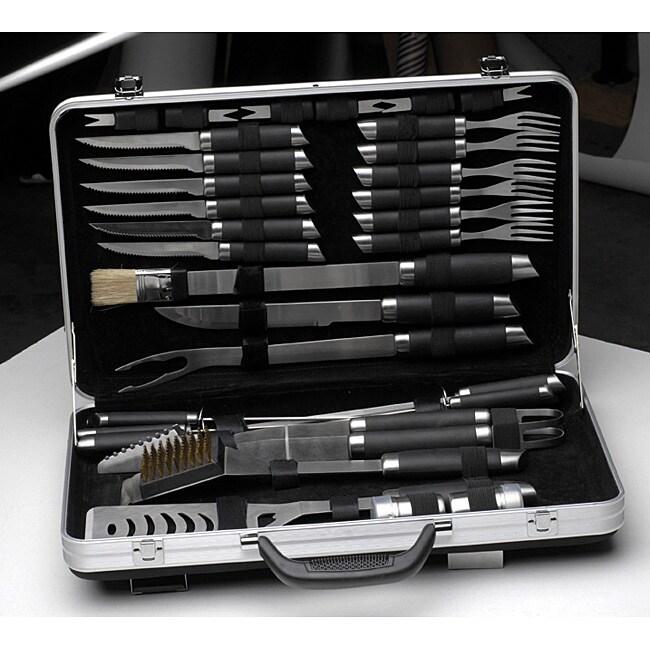 Gemini 33-piece BBQ Tool Set