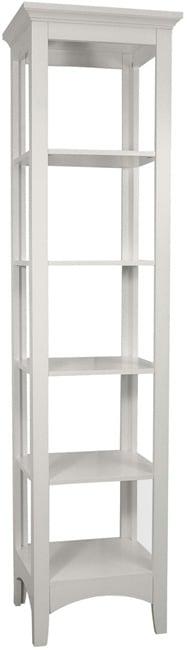 Classique White Linen Tower
