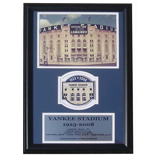 Yankee Stadium Custom Framed Print