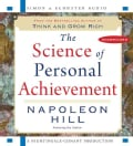 The Science of Personal Achievement (CD-Audio)