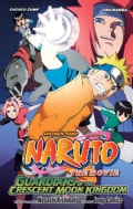 Naruto The Movie Ani-Manga 3: Three Rings of Danger (Paperback)