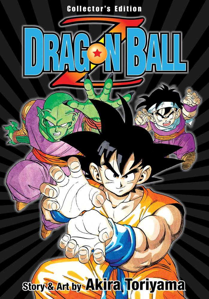 Dragon Ball Z 1 (Hardcover)