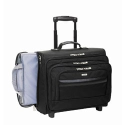 Solo Ballistic Poly Rolling Carry On 15.4-inch Laptop Overnighter