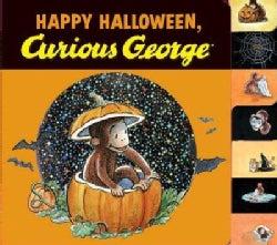 Happy Halloween, Curious George (Board book)